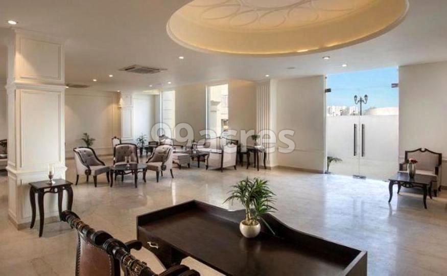 Mittal Rajnagar Residency Waiting Lounge