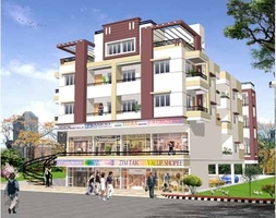 MK Group Nagpur MK Swamikrupa Heights Manish Nagar, Nagpur