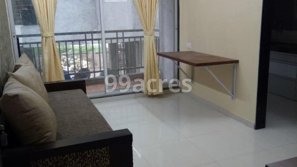 Dev Residency Mumbai Living Room