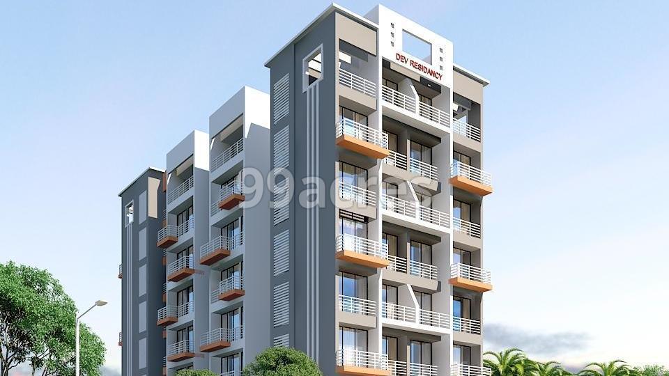 Dev Residency Mumbai Elevation