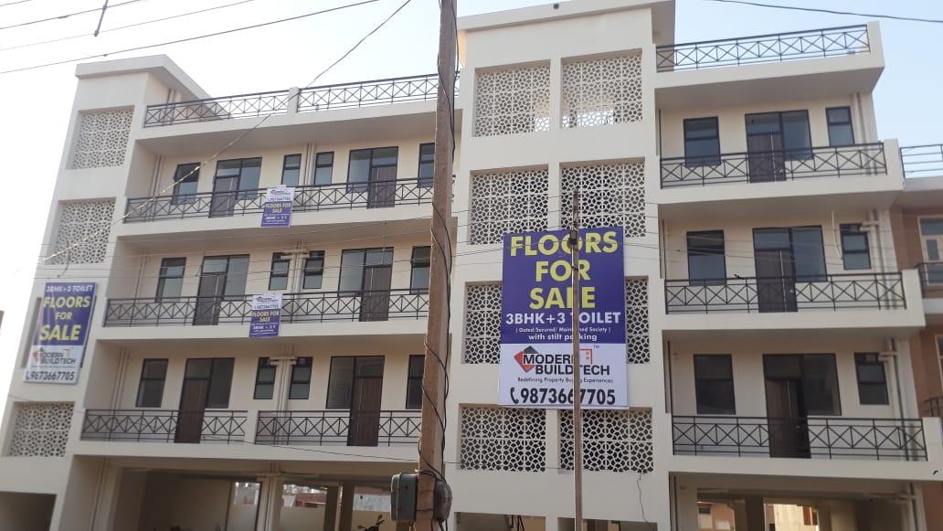 MOD Sanwaria Homes Elevation