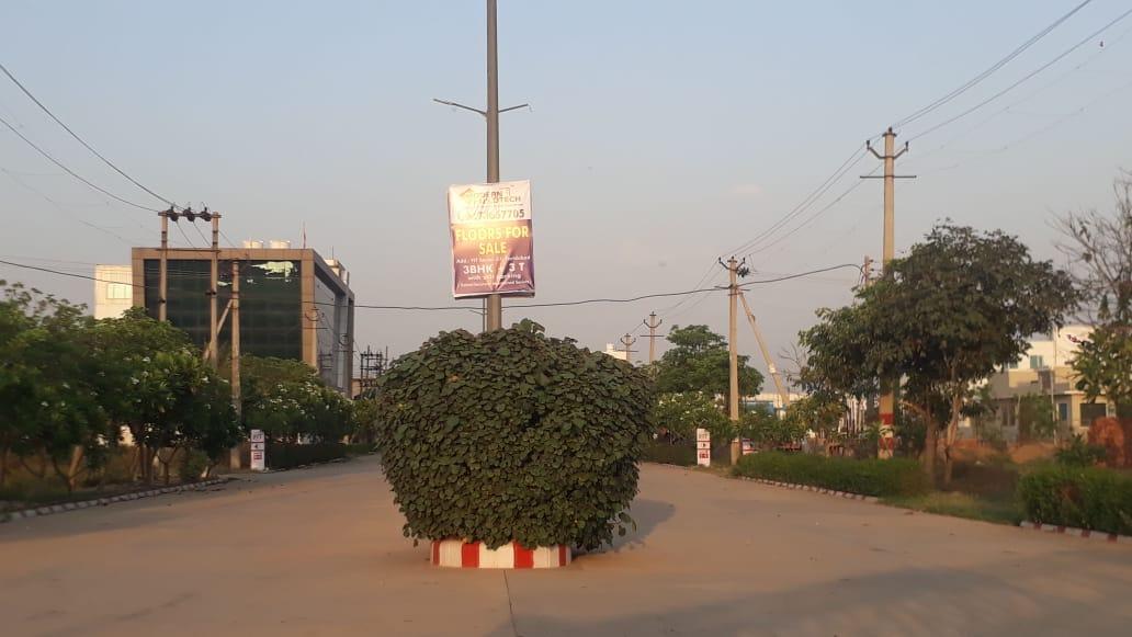 MOD Sanwaria Homes Internal Roads