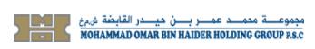 Mohammad Omar Bin Haider Holding Group