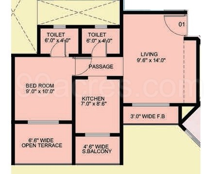 Mohan Group Builders Mohan Ritteka Floor Plan - Mohan Ritteka ...