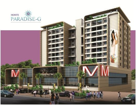 Mohite Paradise-G Elevator Image