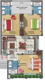 3 BHK Apartment in Mona Aeroview