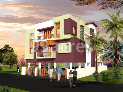 MS Builders MS JR Apartments Chitlapakkam, Chennai South