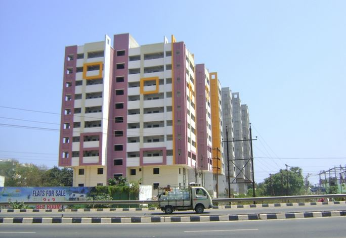 MVV Highway Homes in Madhurawada, Vishakhapatnam