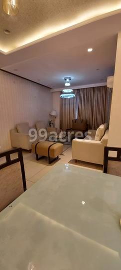 NK Savitry Greens 1 Living Room