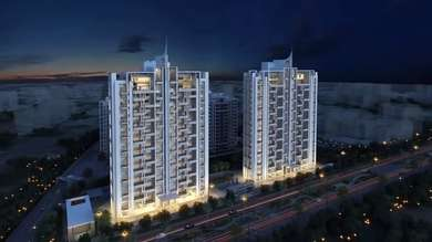 Pride Group and Naiknavare Developers The Spires Baner, Pune
