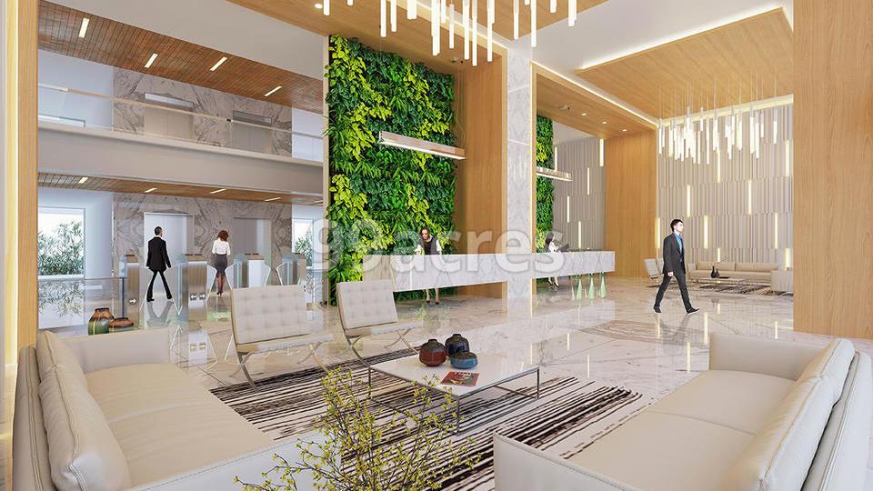 Navratna Corporate Park Waiting Lounge