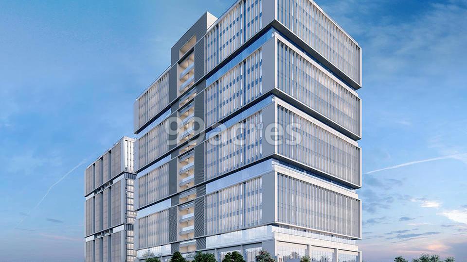 Navratna Corporate Park Elevation