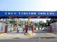 NBCC Vibgyor Towers in New Town, Kolkata East