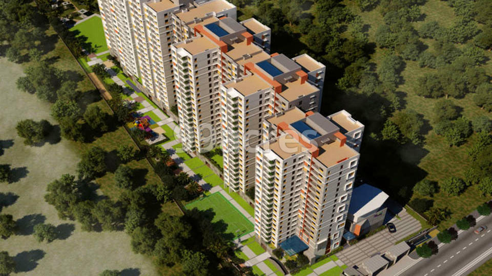 NCC Urban Mayfair Aerial View