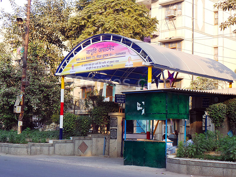 NDA Jagriti Apartment