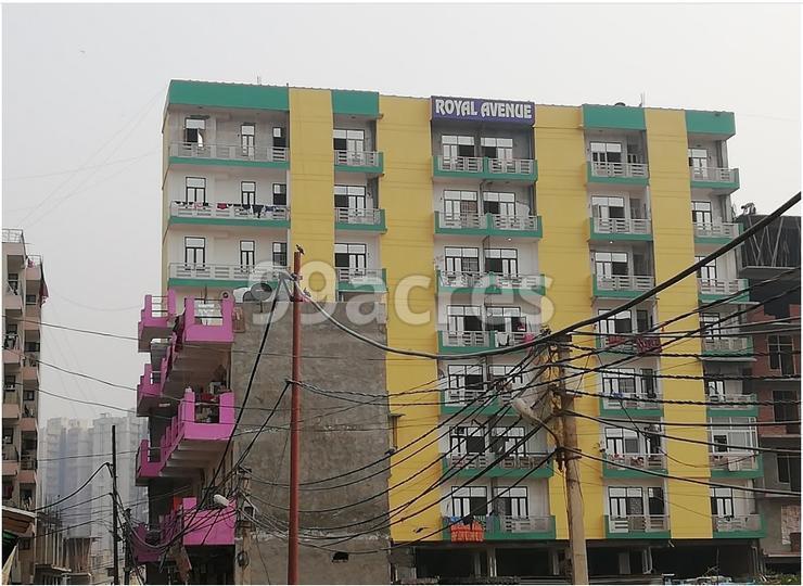 Nehra Royal Avenue Elevation