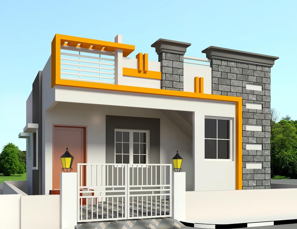 Artistic Villa Type 1