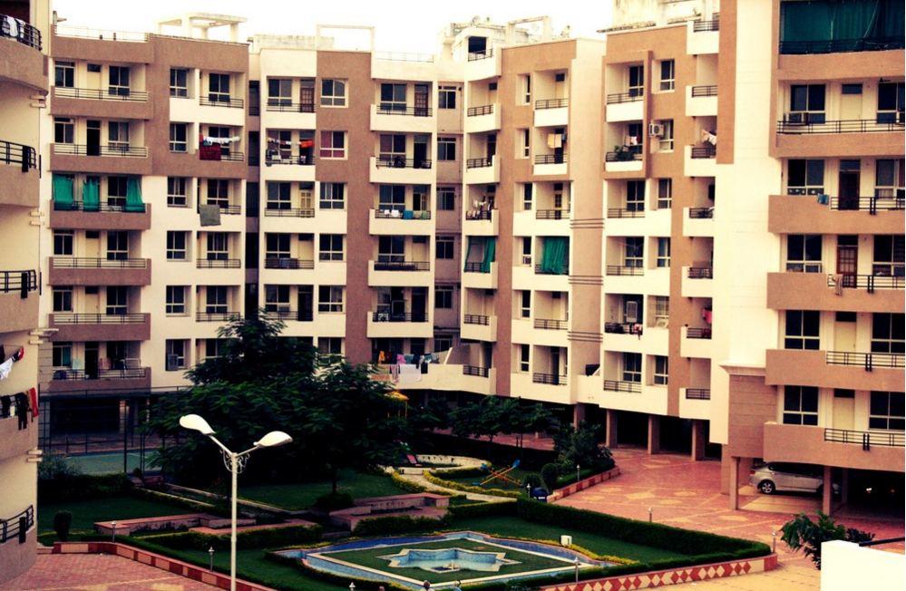 Neoteric Gulmohar City Apartment