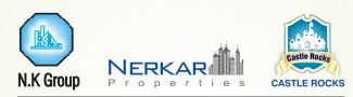 Nerkar Properties and NK Group and Castle Rocks