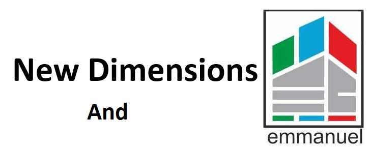 New Dimensions and Emmanuel Constructions