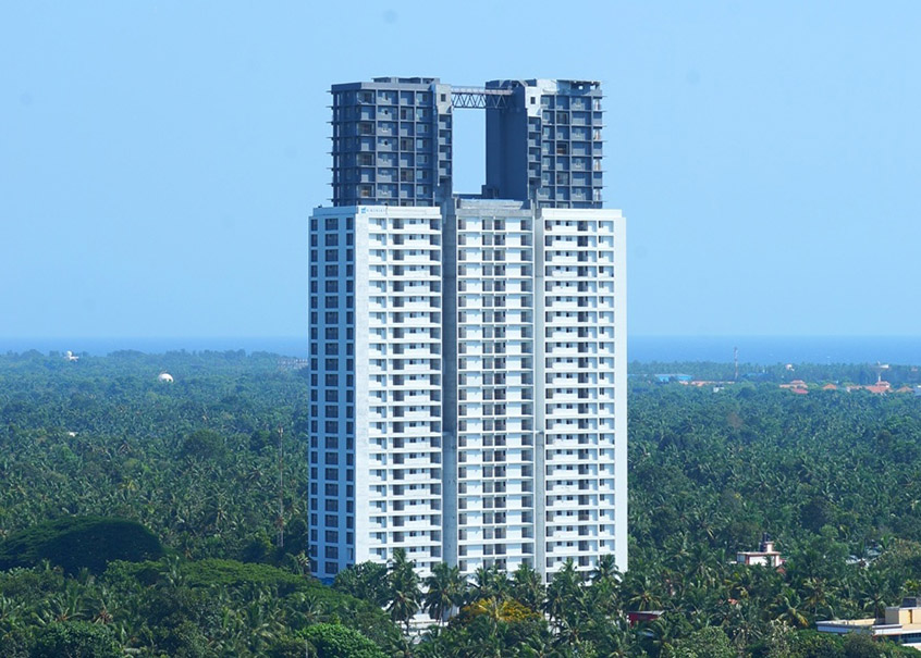 Nikunjam iPark Elevation Image