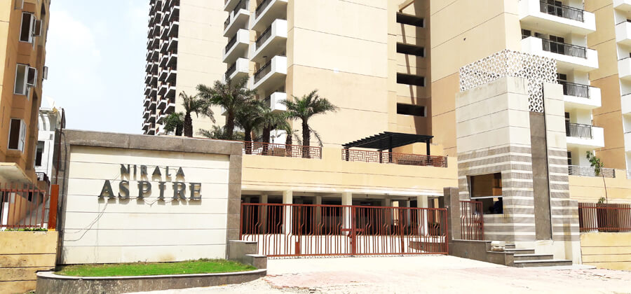 4 Bhk Apartment Flat For In Nirala Aspire Sector 16 Gr Noida Greater 2440 Sq Ft To 2480