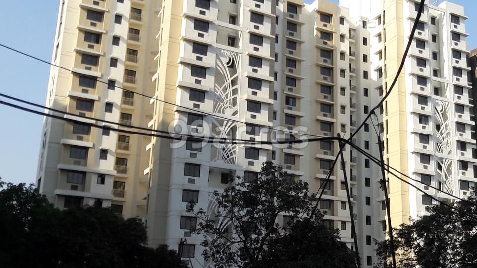 Nirmal Lifestyle City Front Elevation
