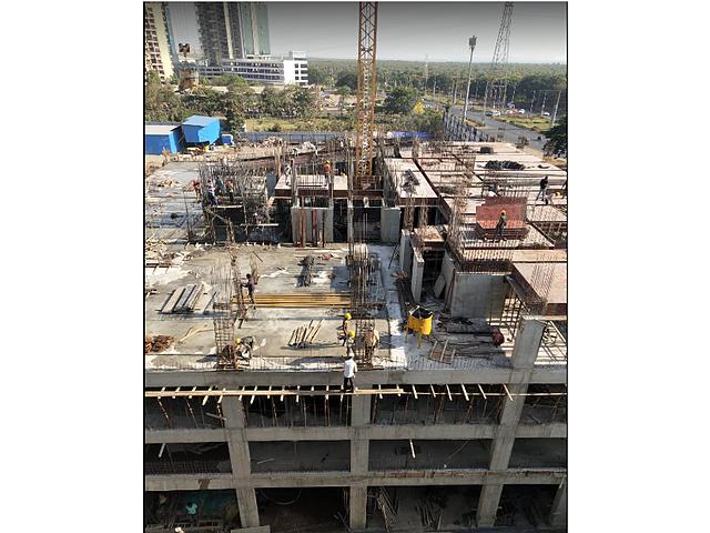 Nivasti Avisaa construction status 26/04/2019
