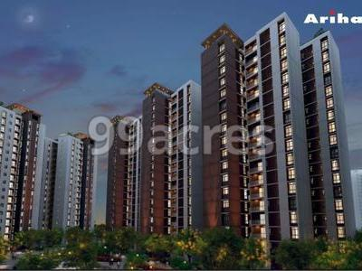 North Town Builders Arihant Chetna Perambur, Chennai North