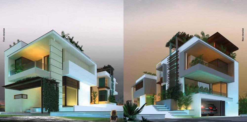 Northstar Homes and Sushee Realty LLP Eden Garden Kokapet ...