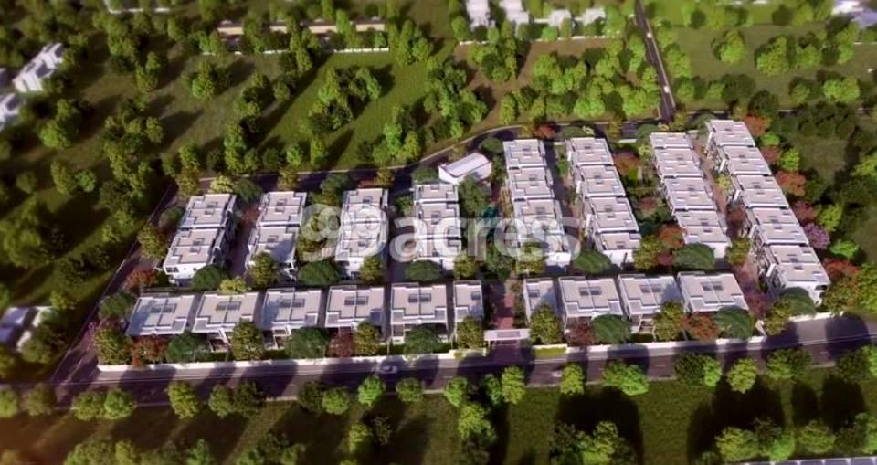 NVT Life Square Aerial View