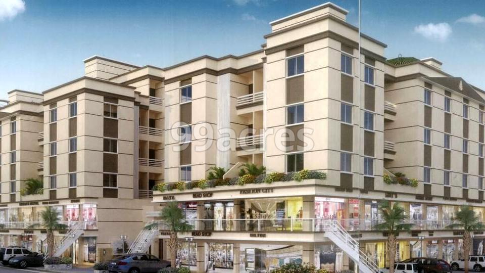 Nyalkaran Shree Siddheshwar Happy Homes Artistic Elevation