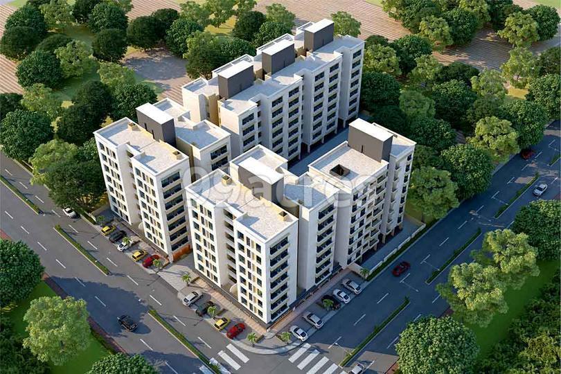 Nyalkaran Shree Siddheshwar Holiness Aerial View