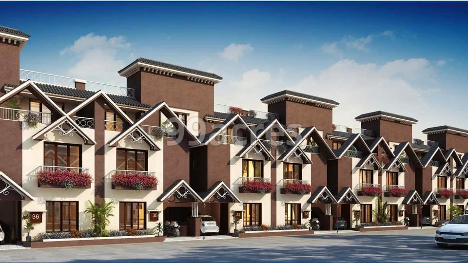 Nyalkaran Shree Siddheshwar Holy Home Artistic Elevation