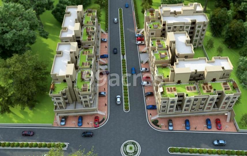 Nyalkaran Siddheshwar Heritage Artistic Aerial View