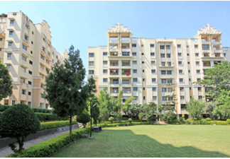 Nyati Group Builders Nyati Gardens NIBM, Pune