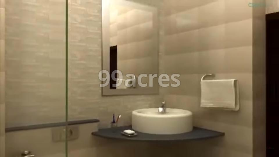 Oasis GrandStand Artistic Bathroom