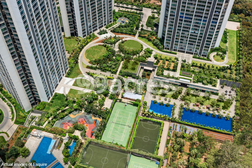 Elysian by Oberoi Realty Amenities View