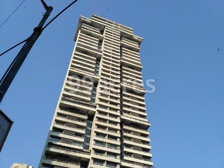 Oberoi Sky Heights Elevation