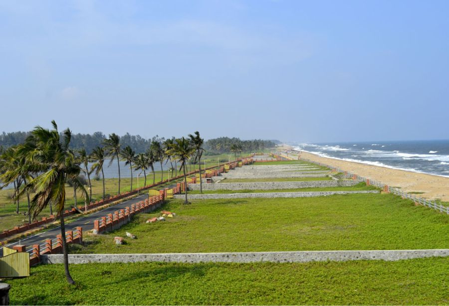 Olive Beach Olive Islands Muttukadu Chennai South - 99acres com