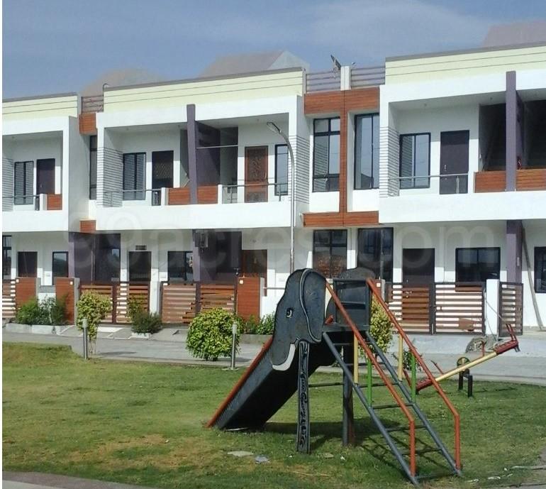 Om Ganpati Homes Kids Play Area