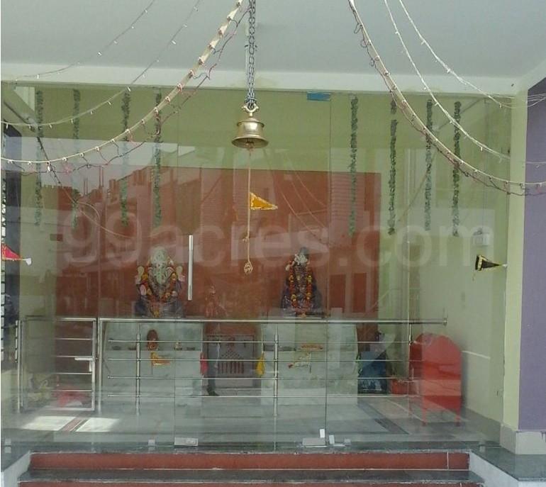Om Ganpati Homes Temple