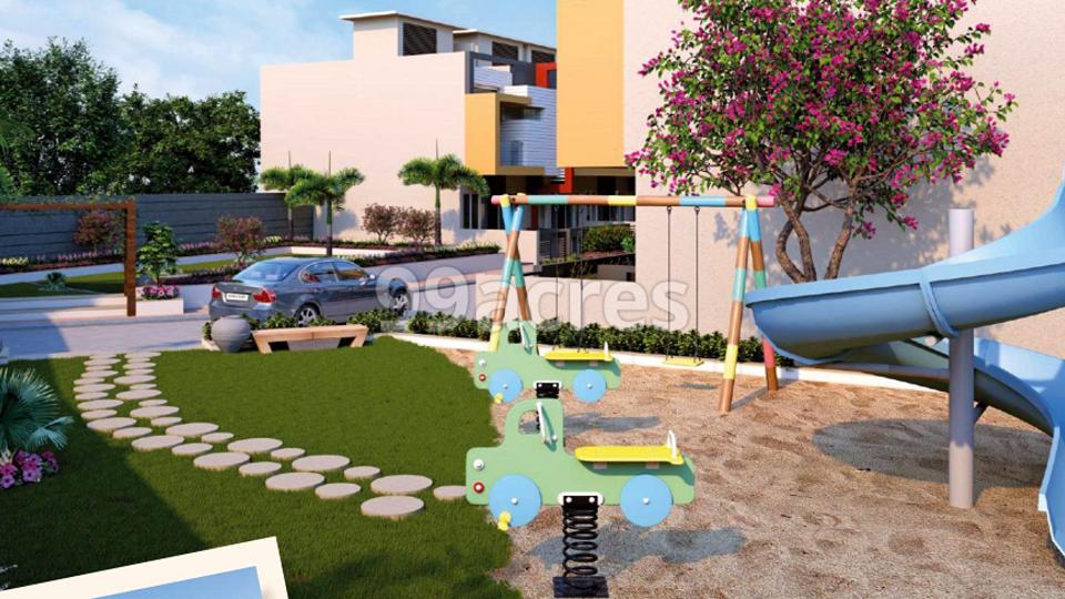 Om Ganpati Indigo Children's Play Area