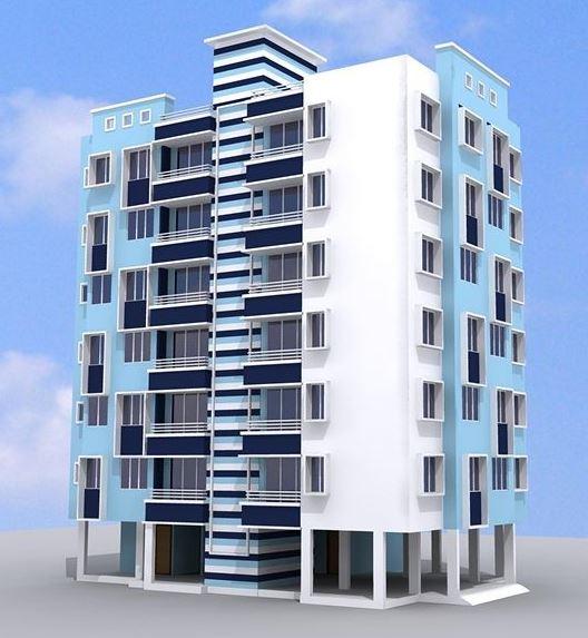 Om Sai Residency Image