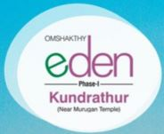 Omshakthy Eden Phase 1 Chennai South