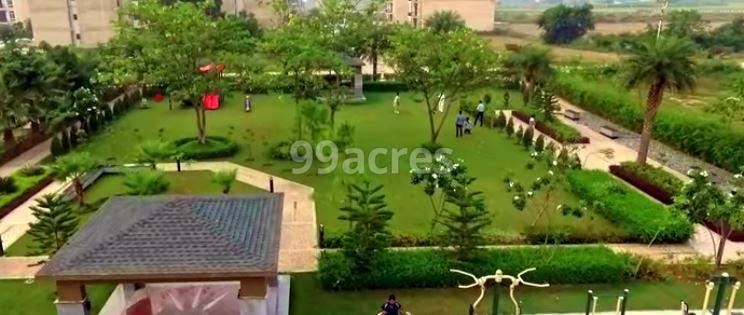 Omaxe New Chandigarh Landscape Garden