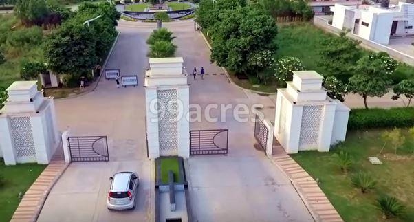 Omaxe New Chandigarh Entrance
