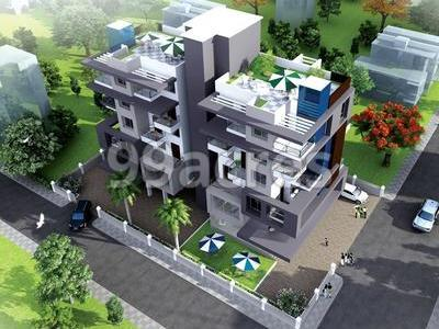 One Constructions LLP One Pratham Glory Baner, Pune