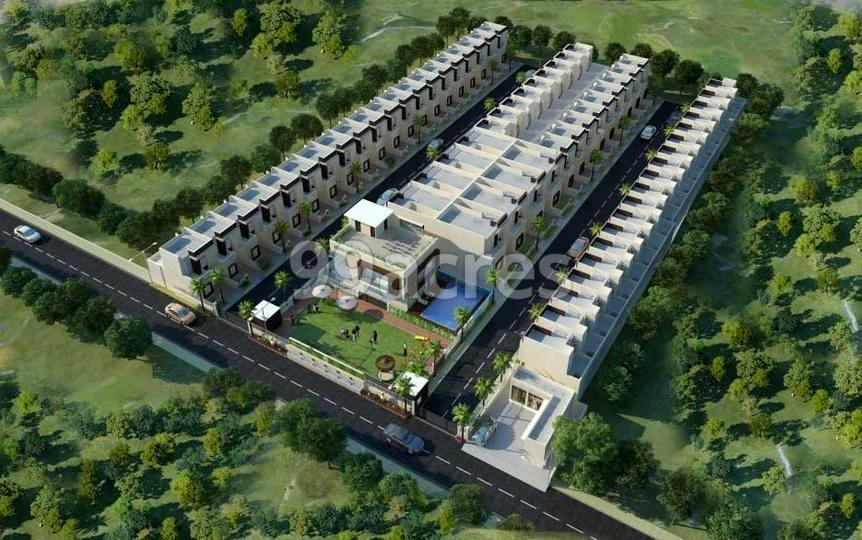 ORG Nakshatra Aerial View