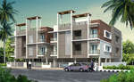 Orchid Enclave in Thoraipakkam, Chennai South
